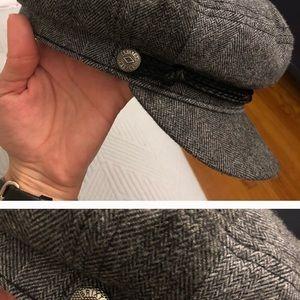 Women's Britton fiddler cap